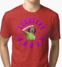 Legalize Ranch Version 2 Tri-blend T-Shirt