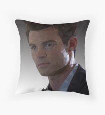 Daniel Gillies/Elijah Mikaelson Throw Pillow