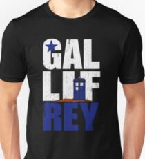 Time Lord Republic of Galifrey Unisex T-Shirt