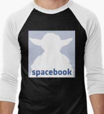 Spacebook - Galaxy T-Shirt Men's Baseball ¾ T-Shirt