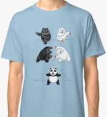Dragon ball Z - Bear Panda fusion Classic T-Shirt