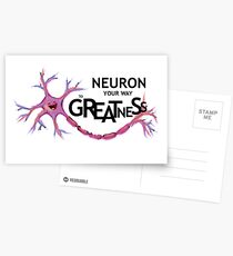 Neuron of Encouragement Postcards