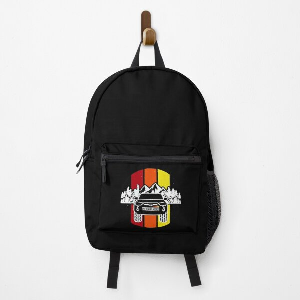 TRD 4R Badge Backpack