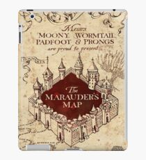 marauders brown iPad Case/Skin