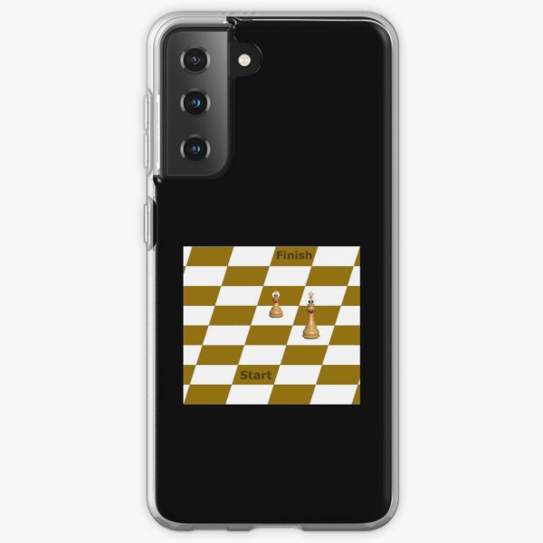 From Pawn to promotion with help of King Samsung Galaxy Soft Case