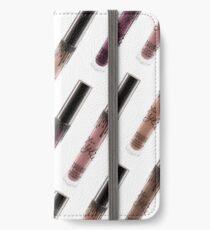 Lip kits iPhone Wallet/Case/Skin