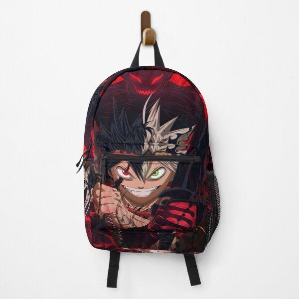 Black Clover Asta Backpack