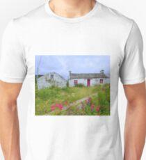 The Summer Blooms Of Rural Ireland Unisex T-Shirt