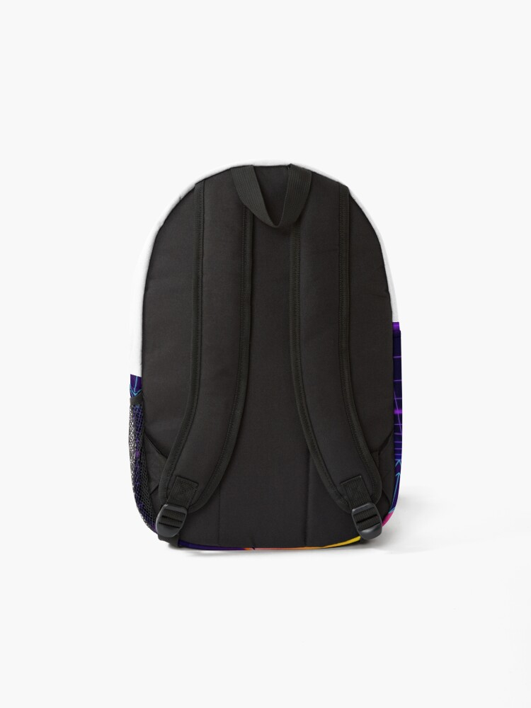 Alternate view of Synthwave Country Side Backpack
