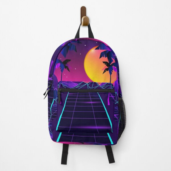 Synthwave Country Side Backpack