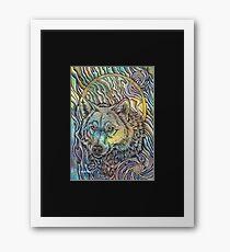 Kodiak Framed Print