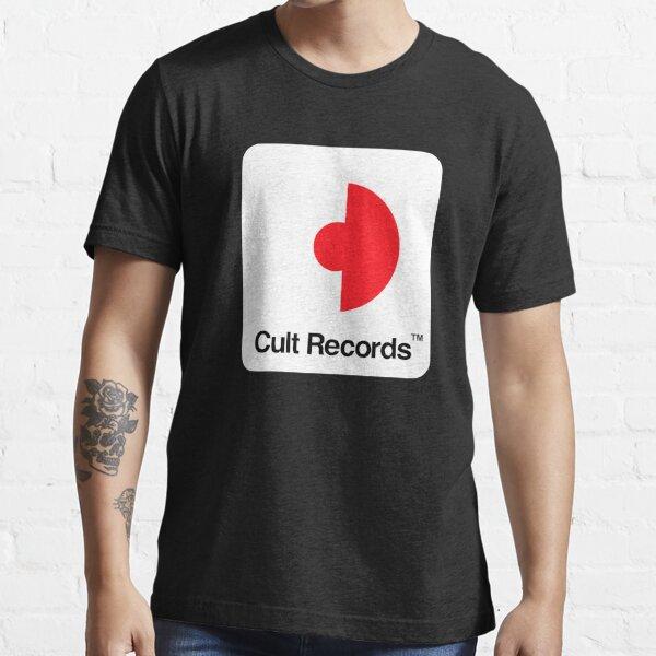 Cult Records Essential T-Shirt