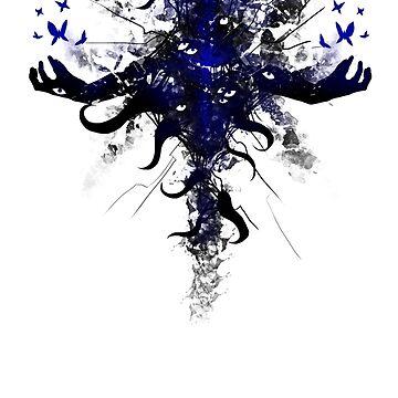 Blue Madness by mejingjard