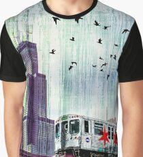 Chiraq Express Graphic T-Shirt