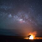 Foxy's Milky Way...  by NerdFox