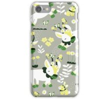 Happy Little Goats iPhone Case/Skin