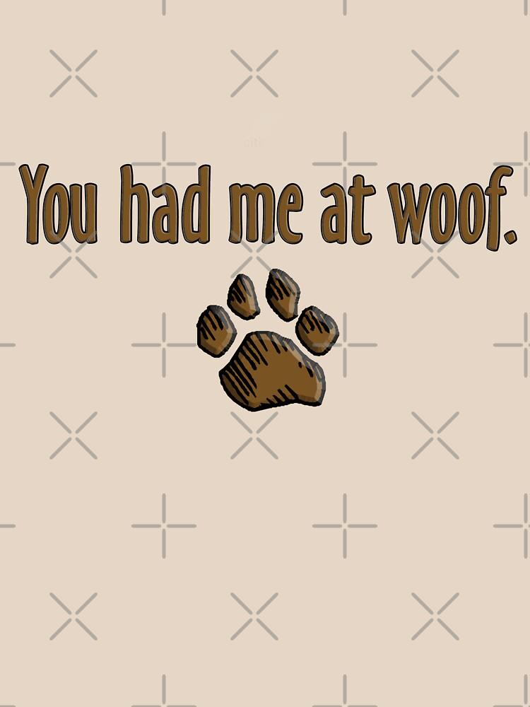 Me tienes en Woof. de rmcbuckeye
