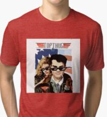 Ben Shapiro Thug Life #30 Tri-blend T-Shirt