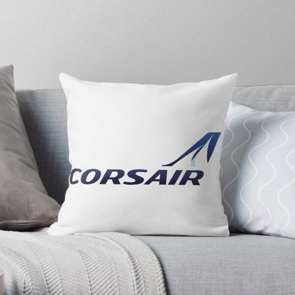Corsair International France  Throw Pillow