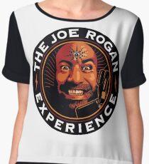 joe rogan - experience Women's Chiffon Top