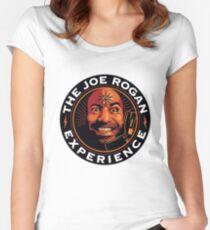 joe rogan - experience Women's Fitted Scoop T-Shirt