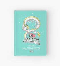 Dragon Hunter Hardcover Journal