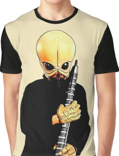 CANTINA BITH BAND GRAPHIC T-SHIRT - Figrin D'an Graphic T-Shirt