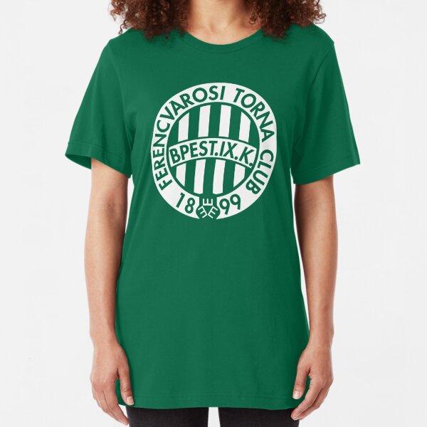 Ferencvaros Budapest  Slim Fit T-Shirt