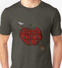 Camiseta unisex Más loco que tú