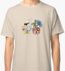 Summer Duck - Duck Logic Classic T-Shirt