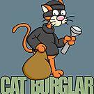Cat Burglar by Wislander