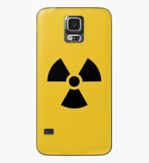 Radiation Warning Case/Skin for Samsung Galaxy