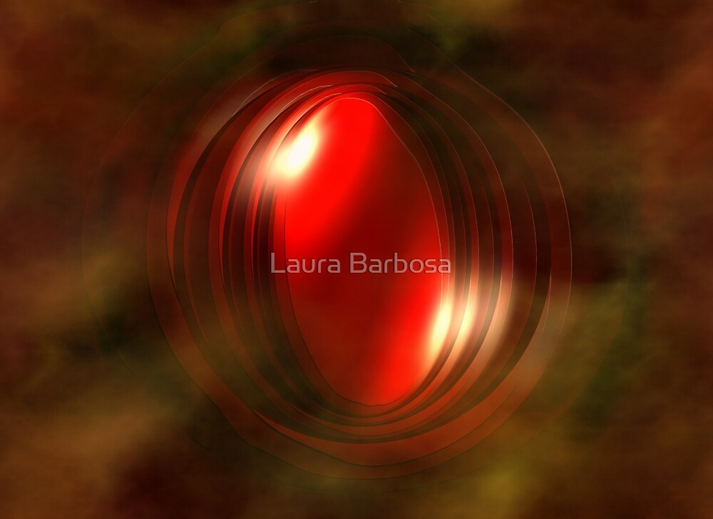 Red Planet by Laura Barbosa