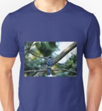 Singing The Blues - Blue Jay T-Shirt