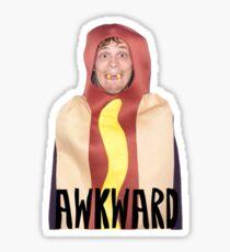 Matthew Gray Gubler Awkward Sticker