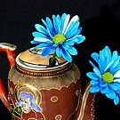 pitcher of flowers2 by henuly1
