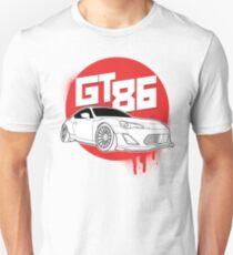 GT86 ROCKET BUNNY T-Shirt