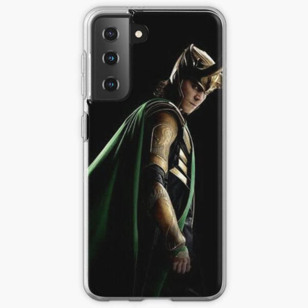 Loki Samsung Galaxy Soft Case