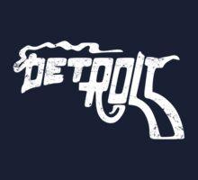 Detroit Smoking Gun | Unisex T-Shirt