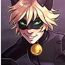 «Chat Noir» de indigonite