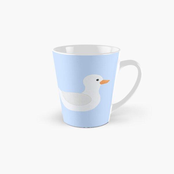 White Duck Tall Mug