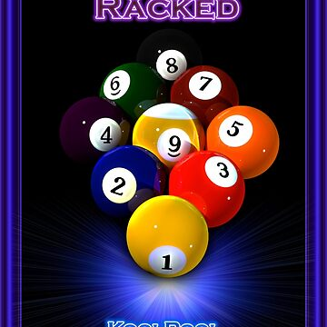 Racked by nineball