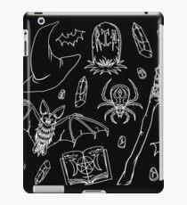 Witch essentials iPad Case/Skin