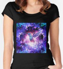 Hummingbird Love Women's Fitted Scoop T-Shirt