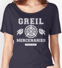 greil mercenaries Women's Relaxed Fit T-Shirt