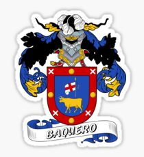 Baquero Sticker