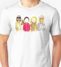 Royal Tenenbaum bought the house on Archer Avenue in the winter of his 35th year T-Shirt