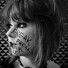 Freak. Self portrait  by Sarah Horsman