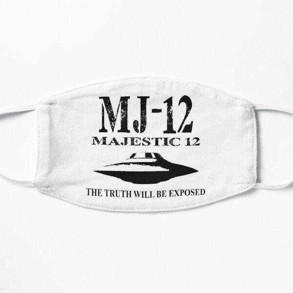 MAJESTIC 12 Flat Mask