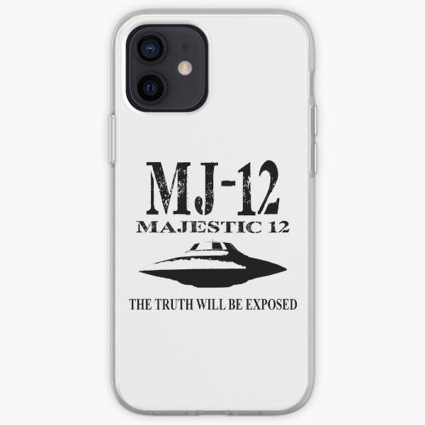 MAJESTIC 12 iPhone Soft Case